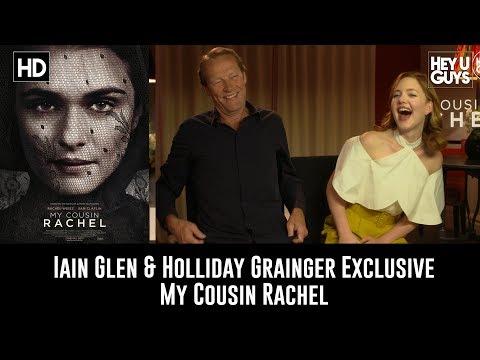 Iain Glen & Holliday Grainger Exclusive   My Cousin Rachel Mild Spoilers