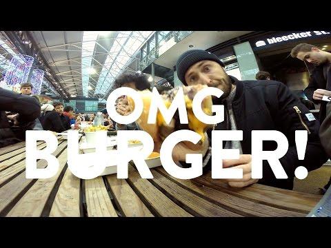 BEST BURGER IN LONDON    Bleecker Street Burger London