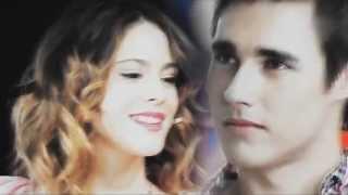 Виолетта и Леон Down