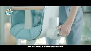 Jídelní židlička Beaba