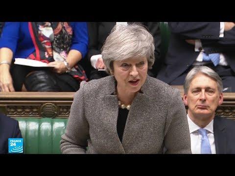 ماي تحذر البرلمان البريطاني من استفتاء ثان على اتفاق بريكسيت  - نشر قبل 42 دقيقة