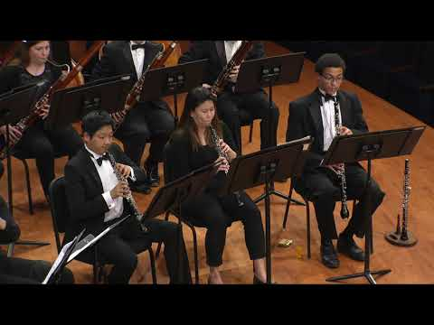 UNT Wind Symphony: Bach - Toccata and Fugue in D minor