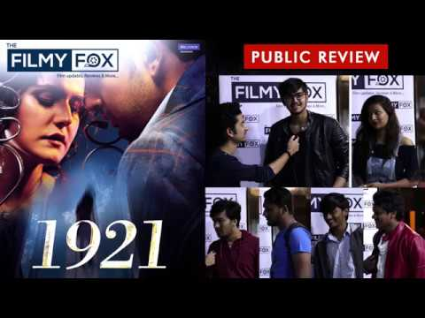 1921 | Film Public Review | Karan Kundra | Zarin Khan | The Filmy Fox