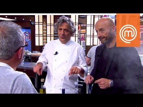 Fabrizio, Giorgio Locatelli e il massacro della sogliola   MasterChef Italia 7