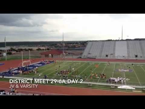 Del Rio Track and Field District 29-6A meet Day 2 (distance)
