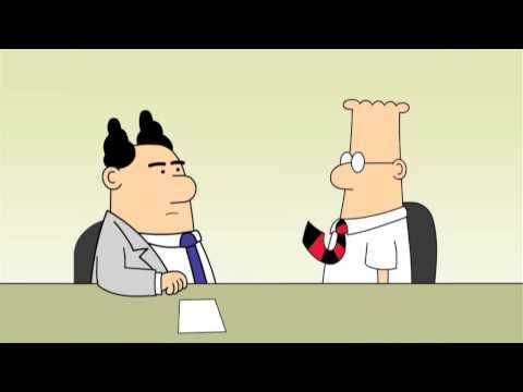 Dilbert: Performance Review