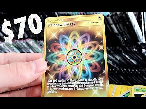 236 POKEMON BOOSTER PACK OPENING FINALE