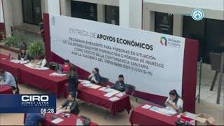 EXCLUSIVA: Alcaldesa de Atizapán aprovecha entrega de apoyos COVID para promocionarse