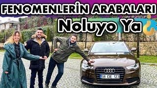 Fırat ve Ceyda'nın Audi A6'sı | Noluyo Ya?