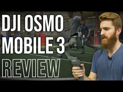 DJI Osmo Mobile 3 - Best Smartphone Gimbal? | Hands-on Review
