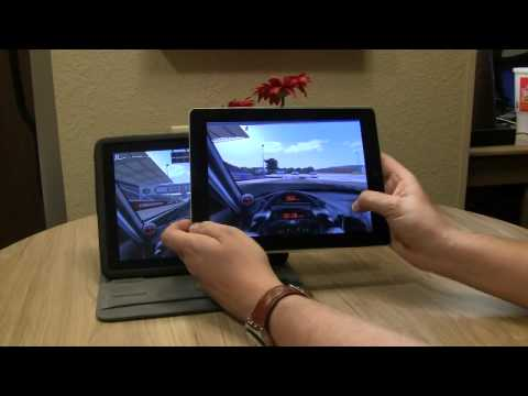 Apple iPad 2 Review - Compared to Apple iPad 1
