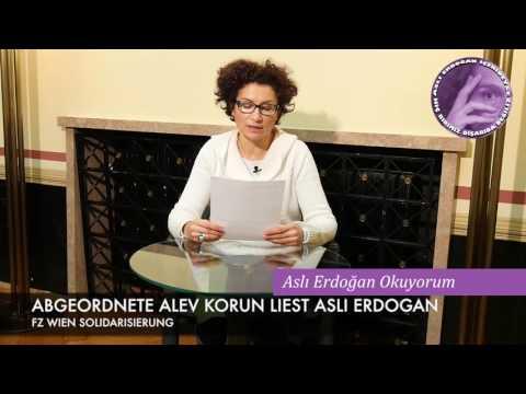 Aslı Erdoğan Okuyorum - Alev Korun