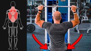 So wächst dein Rücken schneller!