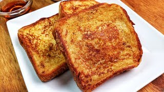 How to Make French Toast - Easy French Toast Recipe