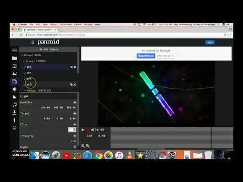 How to use Panzoid and make intros for beginners  (also downloading tips for mac)