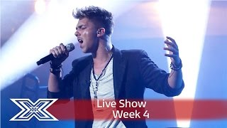 Can Matt Terry cast his spell with Nina Simone cover? | Live Shows Week 4 | The X Factor UK 2016
