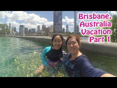 Brisbane Australia Vacation Part 1   MizReeney&Caelyn Ep.121
