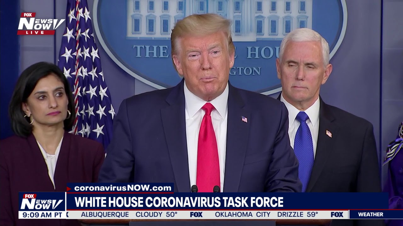 Trump invokes the Defense Production Act to address the ...