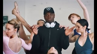 big shaq made another song! man don't dance