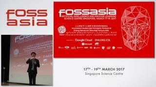 FOSSASIA Summit 2017 - Welcome - Hong Phuc Dang - FOSSASIA Summit 2017