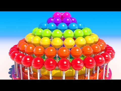 Thumbnail: Lollipops for Kids and Children to Learn Colors