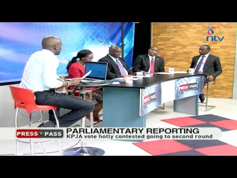 Press Pass: Looking at the challenges facing parliamentary reporters and their contested elections