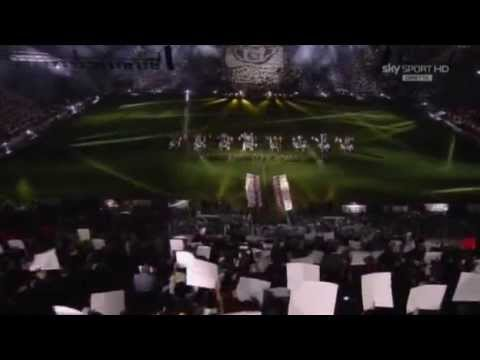 La Cerimonia dello Juventus Stadium(Sky Sport HD)