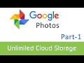Google Photos Free Unlimited Storage for your Photos & Videos Urdu/Hindi