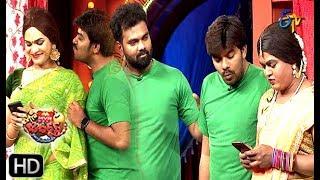 Sudigaali Sudheer Performance | Extra Jabardasth | 10th May 2019    | ETV Telugu