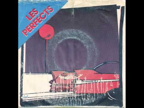 LES PERFECTS - IN THIS CROWDED TOWN - RARE FRENCH POWER POP / PUNK 1983 !!