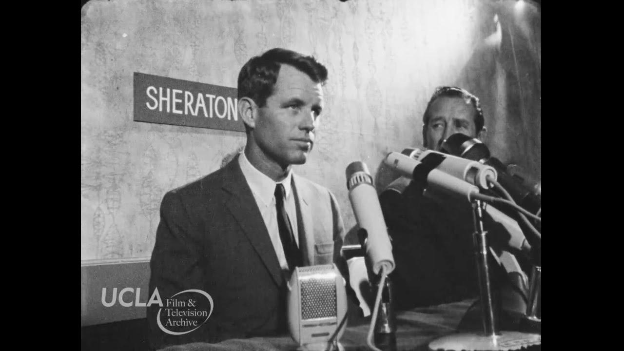 Resultado de imagen para Fotos de Robert F. Kennedy