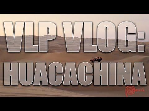 Vomitando en el desierto de Huacachina - Peru | VLP Vlog