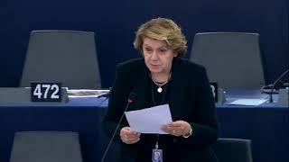 Intervento in aula di Caterina Chinnici sull'attuazione della direttiva sulla lotta contro l'abuso e lo sfruttamento sessuale dei minori e la pornografia minorile