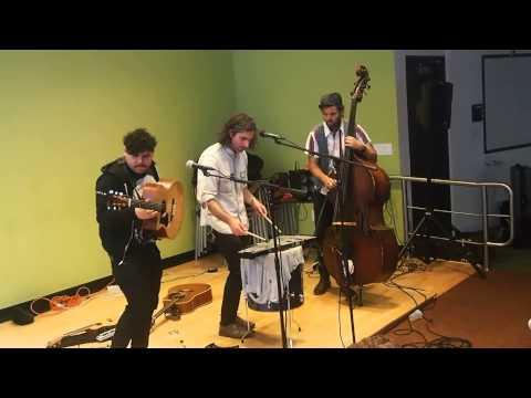Postcrypt Coffeehouse Folk Festival-Bird Courage-Intermission&Tuning