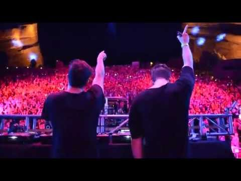 Adventure Club (LIVE) - Red Rocks - Global Dance - 2014 - (Crave You to Summertime Sadness)