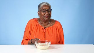 Grandmas Rate Each Other's Grits