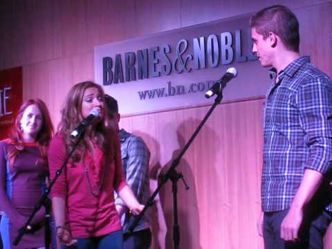 """""""The World According To Chris"""" CARRIE CD RELEASE PERFORMANCE"""