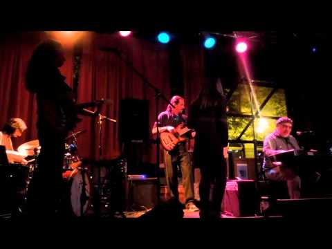 """Wine"" - Mark Hurwitz and Gin Creek at The J&M Cafe"