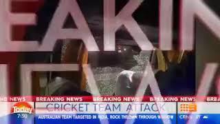 australian cricket team attacked in indianow breaking news in australia