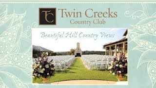 Twin Creeks Country Club - Austin Wedding Day Style