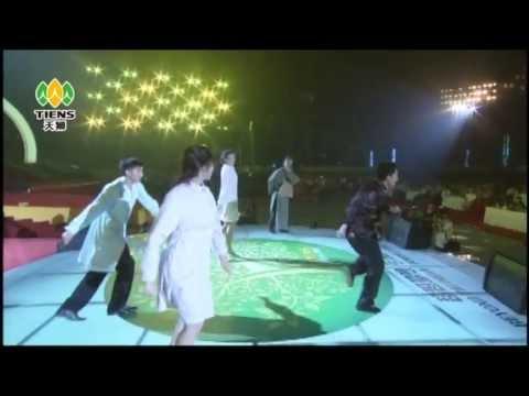 2012 Tianjin - Aniversare 17 ani TIENS, spectacol (integral)