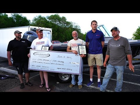 AIM Walleye Tournament Championship, Mississippi River - Larry Smith Outdoors