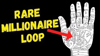 Super Rich And Rare Millionaire Loop In Your Hands?-Palmistry