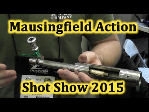 American Rifle Company - Mausingfield Custom Rifle Action
