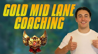 Gold Mid Lane Coaching - How To Transition Your Lead To Carry Games