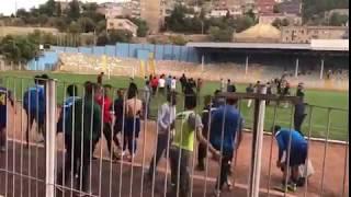 Mardin 47 spor Kızıltepe 1946 Spor maçında kavga