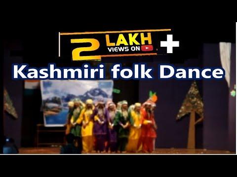 Kashmiri Follk Dance on bhoomro original song | Indore | Paradise Academy