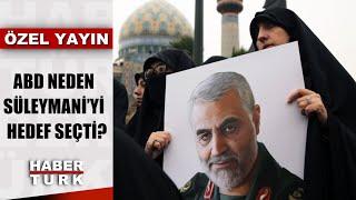 Gambar cover Kasım Süleymani suikastı 3. dünya savaşını çıkarır mı? | Haber 12 - 4 Ocak 2020