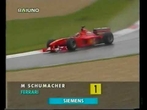 F1 - 2000 European Grand Prix - Part 2