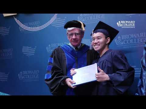 Broward College Vietnam - Commencement 2019
